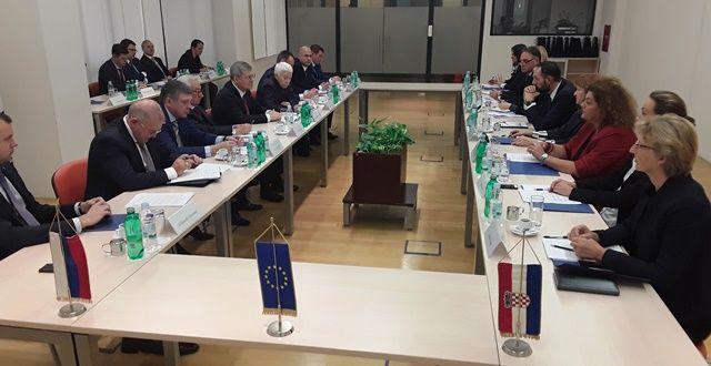 Glavni državni odvjetnici Hrvatske i Rusije razgovarali o jačanju suradnje
