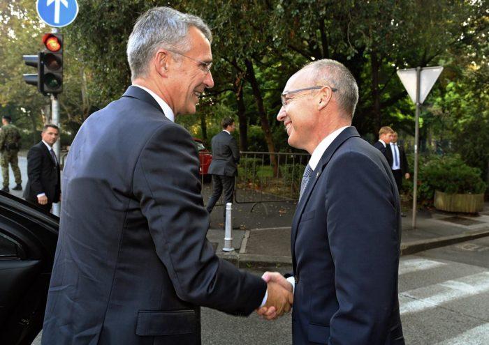 Stoltenberg pohvalio Hrvatsku, visoko cijenjenu saveznicu NATO-a