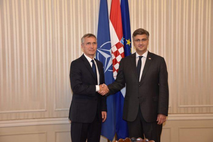 Stoltenberg u Zagrebu: kibernetički napadi Rusije na Organizaciju za zabranu kemijskog oružja (OPCW) su ozbiljni jer su dio već viđenog obrasca