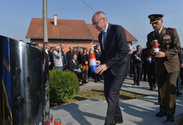 Obilježena 27. godišnjica pogibije general bojnika Blage Zadre i bojnika Alfreda Hilla