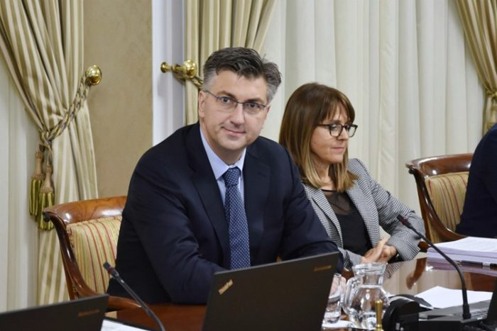 Premijer Andrej Plenković: Podaci o proračunu i javnom dugu pozitivni, čeka se utjecaj Uljanika