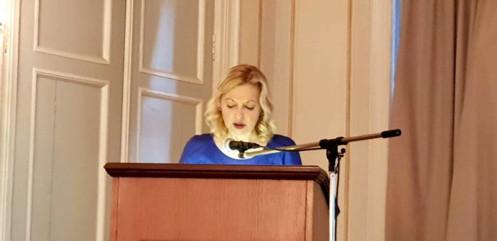 """Dubravka Brezak-Stamać ponovno predsjednica zagrebačke Akademske zajednice HDZ-a """"dr. Ante Starčević"""""""