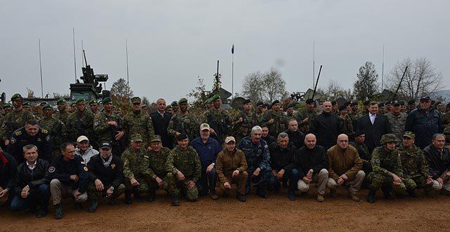 Uspješno provedena vježba Velebit 18 – združena snaga, postrojbe OS RH pokazale spremnost za obranu domovine
