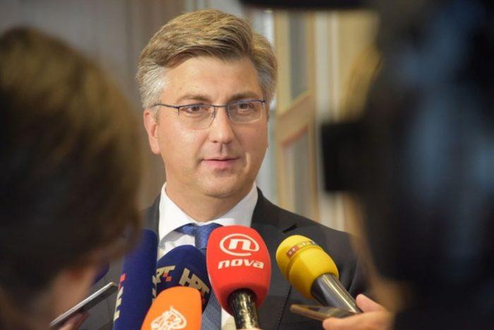 Plenković zadovoljan dosad ugovorenim sredstvima iz EU financijske omotnice