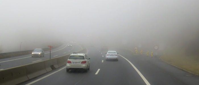 HAK: Magla smanjuje vidljivost na dionicama A1 i A3