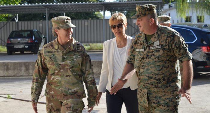 Brigadna generalica vojske SAD-a Marti J. Bissell: Bosna i Hercegovina je najsigurnija u okrilju NATO-a