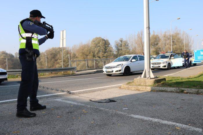 Međimurska policija sa slovenskim i mađarskim kolegama održala vježbe prekogranične potjere