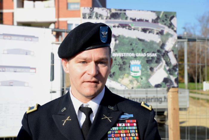 Američka vojska s 4,5 milijuna kuna financira izgradnju dječjeg vrtića u Sisku