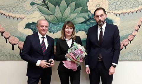Prisegnula nova ravnateljica Uskoka Vanja Marušić