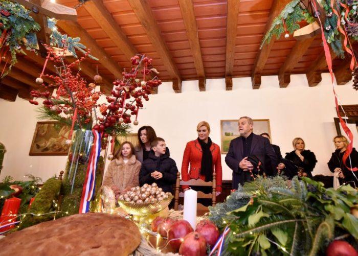 Ured predsjednice i ove godine organizira Advent na Prekrižju