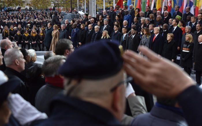 Počela središnja svečanost obilježavanja kraja Prvog svjetskog rata