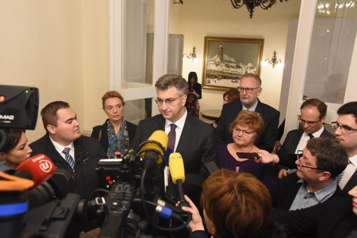 Plenković: Povjerenstvo za sukob interesa neargumentirano i nepotrebno pokrenulo postupak, nekima je prijavljivanje Povjerenstvu postao sport