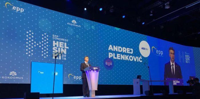 Premijer Plenković poslao jasnu poruku iz Helsinkija: nećemo podilaziti onima koji su na krajnjem političkom spektru