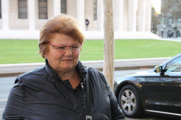 Murganić: Bila sam u Helsinkiju, troškove su platili domaćini