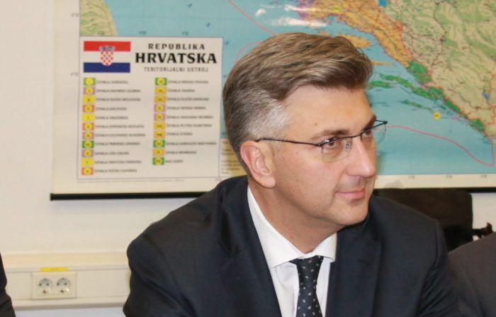 Plenković: Na Dan sjećanja dio Vlade bit će u Vukovaru, a dio u Škabrnji