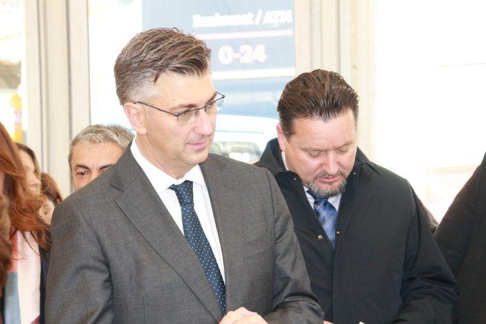 Plenković: Nema resora i aktivnosti Vlade koja se ne bavi potporom Vukovaru