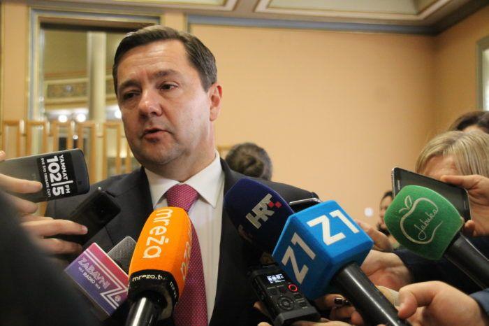 Mikulić: Bandić je u Gradsku skupštinu dostavio prijedlog proračuna za 2019.