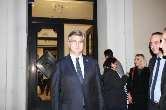 Plenković: Referendum o pristupanju EU bio je referendum i o uvođenju eura