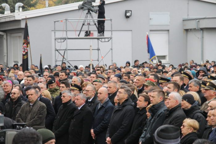 Komemorativnim skupom počelo obilježavanje 27. obljetnice vukovarske tragedije