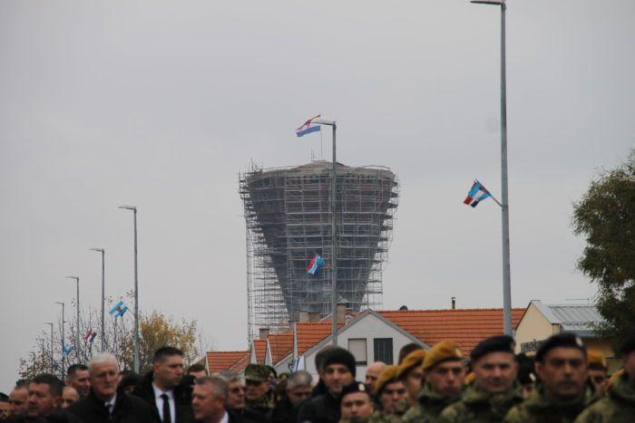 VUKOVAR – Više desetaka tisuća ljudi u Koloni sjećanja