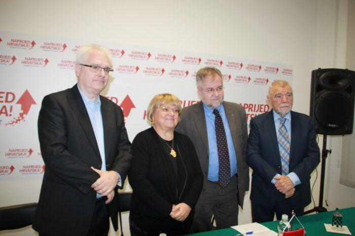 """Održana tribina """"Uloga predsjednika/predsjednice Republike u javnom i političkom životu Hrvatske"""""""
