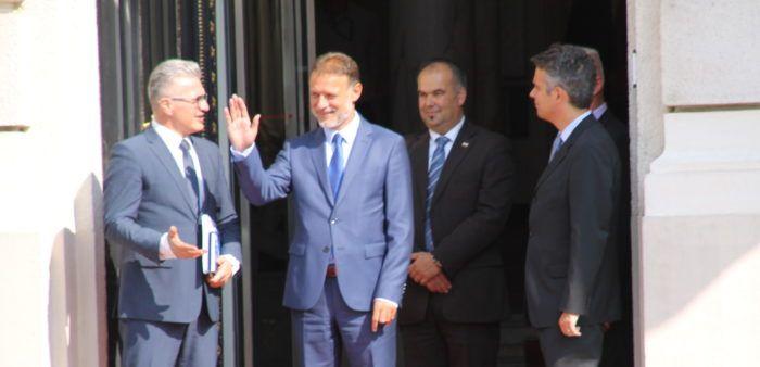 Jandroković: Vijeće za nacionalnu sigurnost bit će sazvano kad za to bude potrebe