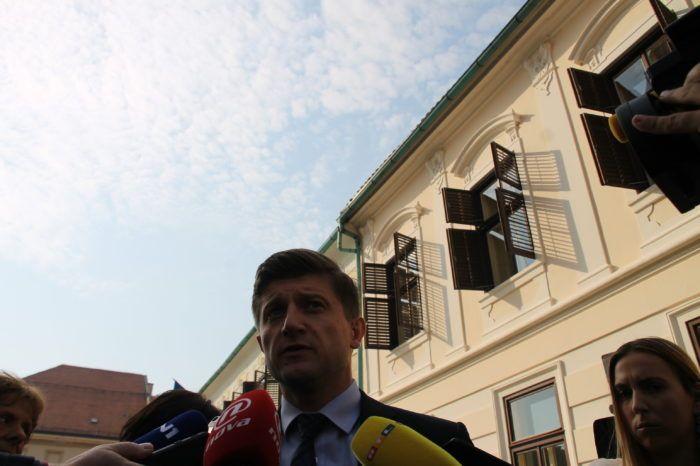 Ministar financija Marić: Predloženi zakon o sprečavanju sukoba interesa treba prepoznati zlouporabe, ali ne i onemogućiti povratak u privatni sektor