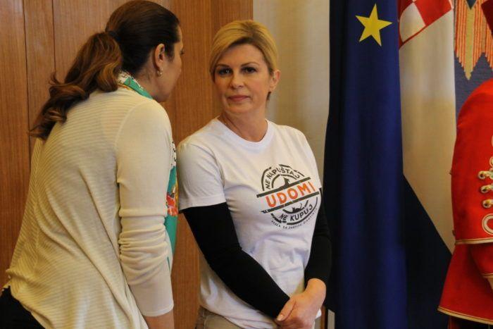 Pantovčak: MVEP je znao da predsjednica Grabar-Kitarović ne ide u Marakeš