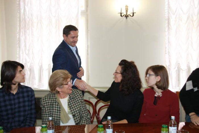 Predsjednik zagrebačke Gradske skupštine Mikulić se zahvalio svim nominiranima za Nagradu Luka Ritz jer šire toleranciju