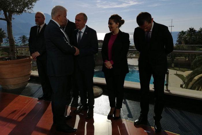 Ministar Krstičević na sastanku Američko-jadranske povelje u Crnoj Gori