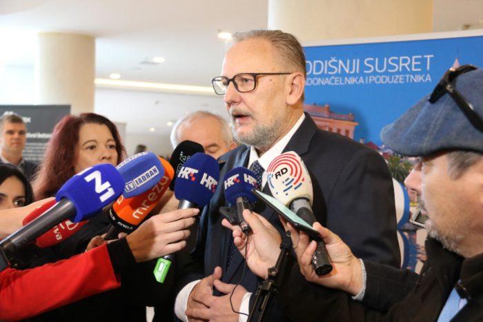 Božinović: Važno je preventivno djelovati na sprječavanju sigurnosnih ugroza
