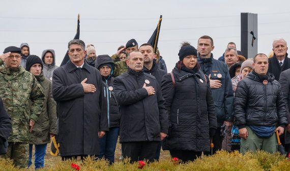 VUKOVAR – Medved: Od Srbije tražimo informacije o masovnim grobnicama