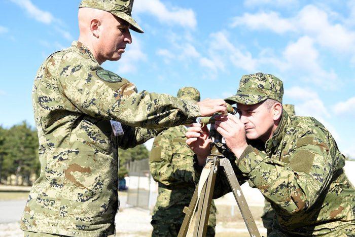 MORH: U Udbini u tijeku drugi ciklus obuke razvrstane pričuve 3. pješačke pukovnije Karlovac