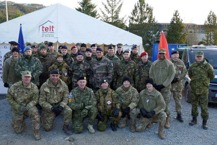 "MORH: Hrvatski general na čelu logistike vježbe NATO-saveza ""Trident Juncture 18"""