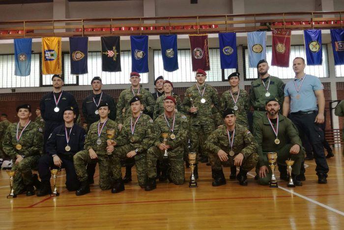 """Završeno natjecanje """"Viribus unitis"""" – najbolja ekipa Počasno-zaštitne bojne"""