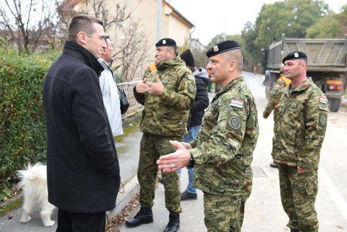 U vukovarsku vojarnu bit će razmješteno novih 300 hrvatskih vojnika