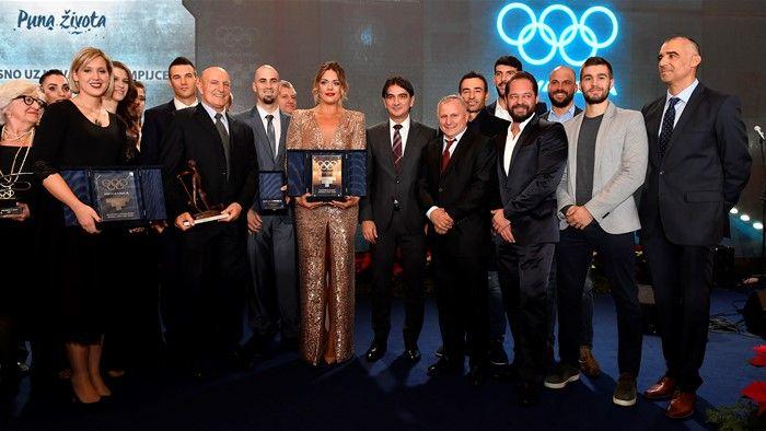"""IZBOR HOO-a: Modrić, Perković i nogometaši najbolji """"sportski talent i pobjednički mentalitet"""""""