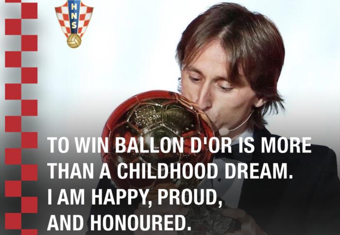 Luka Modrić ušao u nogometnu povijest