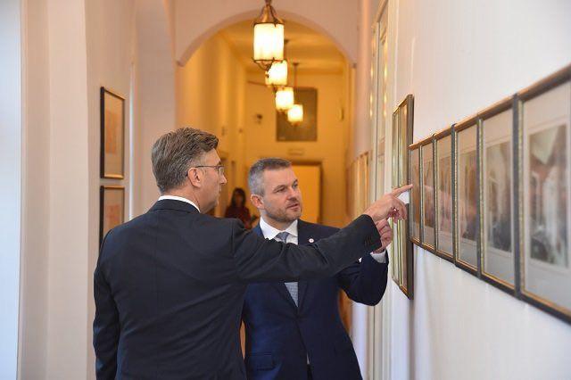 Pellegrini: Slovačka za širenje Schengena, Hrvatska je već sada spremna