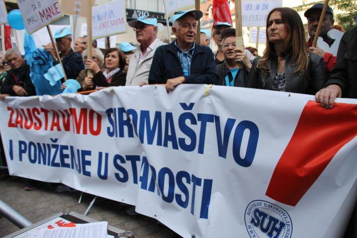 Sindikati u 2018.: Pregovori o plaćama u javnom sektoru, štrajkovi u brodogradilištima, prosvjedi protiv mirovinske reforme…