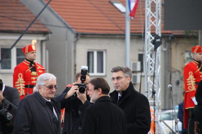Plenković: Spomenik Tuđmanu oduvijek je trebao biti tu