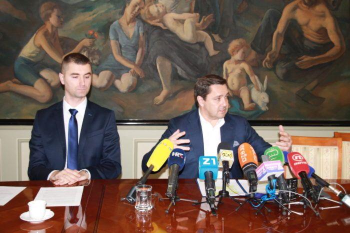 Mikulić: Nema nijednog razloga da HDZ ne podrži zagrebački proračun.Nisam Nostradamus, ali vjerujem da će prevladati razum i da će proračun proći