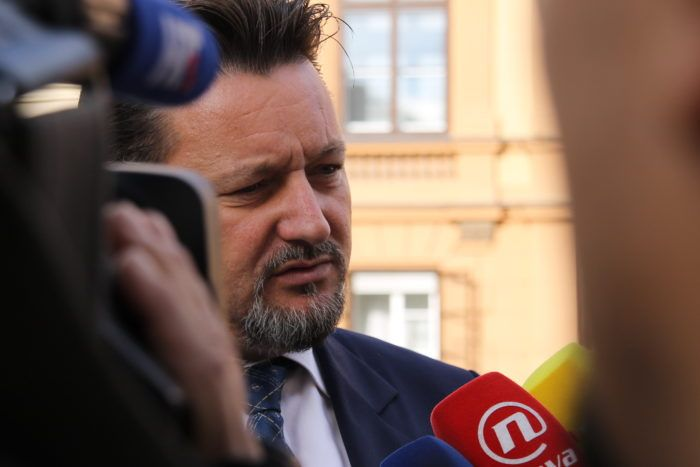 Kuščević: HDZ nema veze s nikakvim aferama, Galić je očito imao razloga dati ostavku