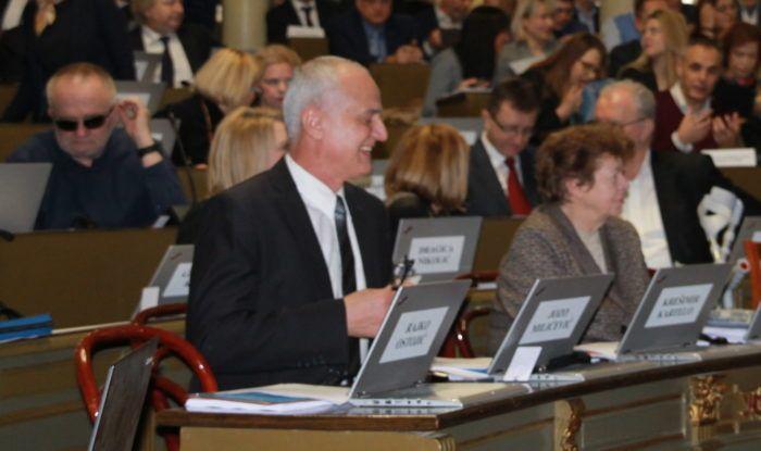Nezavisna lista Zagreb izbacila Jozu Milićevića zbog glasanja za zagrebački gradski proračun