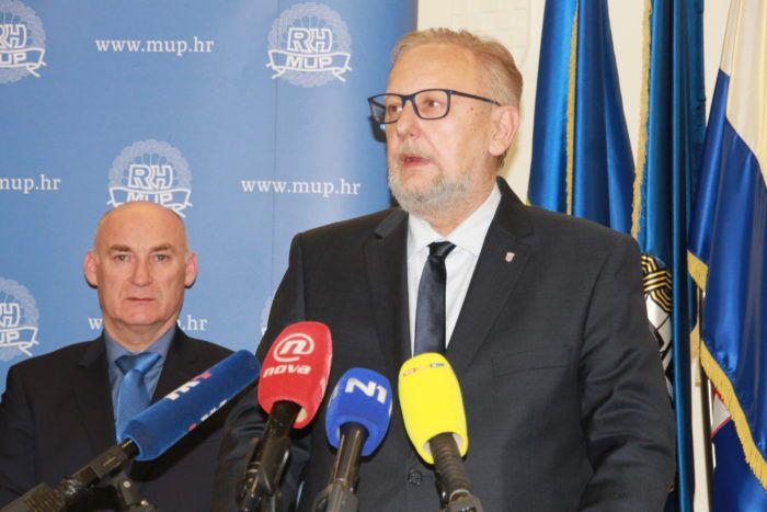 Božinović: Uspostavljanjem ravnateljstva civilne zaštite u MUP-u do više europskog novca