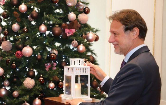 Predsjednik Sabora Jandroković uputio božićnu čestitku: Neka božićno svjetlo probudi i obogati našu unutarnju duhovnu snagu i bude stalni oslonac