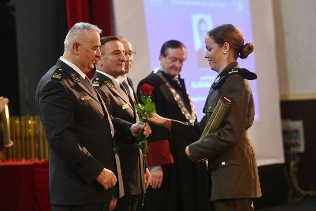 Obilježena 27. obljetnica osnutka HVU-a i promovirani kadeti HV-a