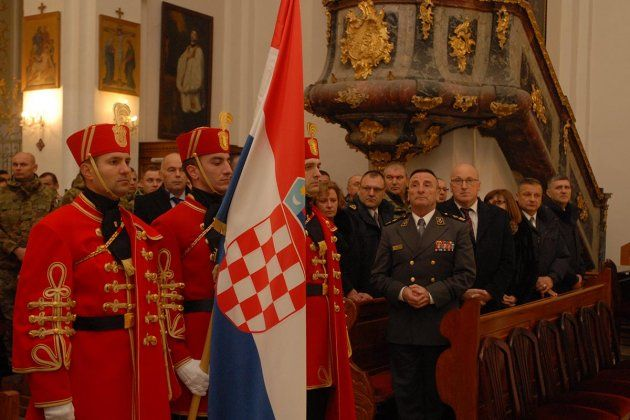 Sveta misa i Božićni koncert u sklopu povratka Puma u Varaždin