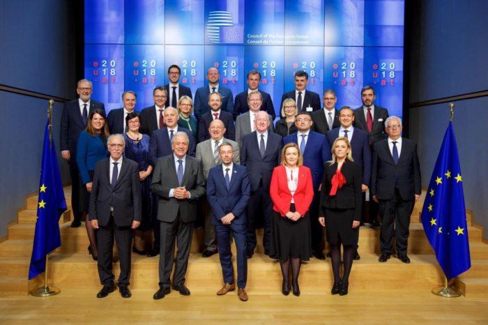Ministri unutarnjih poslova EU-a djelomično dogovorili mandat Frontexa ,Priznanje Hrvatskoj zbog efikasne zaštite granica