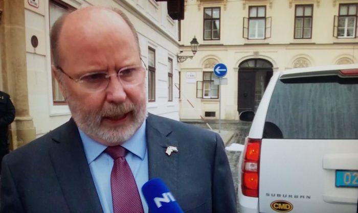 Američki veleposlanik Kohorst: Vlada RH je bila upoznata kako se dobiva dozvola za F-16